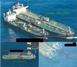 [단독]관세청, 北선박에 불법환적 의심 한국 선박 조사…수출입 허위신고죄 적용 검토