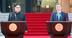 판문점 선언 1주년 기념 남ㆍ북ㆍ러 오케스트라 공연 무산