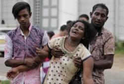 불교국가서 부활절 테러? 스리랑카인 32명 의심받다