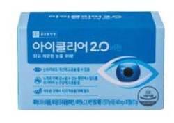 [건강한 가족] 눈에 좋은 성분 골고루 든 '아이클리어2.0'
