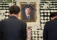 故김홍일, 5·18 구묘역 임시 안장키로