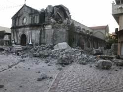 [서소문사진관] '불의 고리' 꿈틀, 필리핀·멕시코에 <!HS>지진<!HE>. 한국도 불안