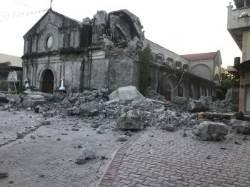 [서소문사진관] '불의 고리' 꿈틀, 필리핀·멕시코에 지진. 한국도 불안