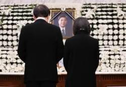 故김홍일 오늘 발인…5·18 구묘역에 임시 안장