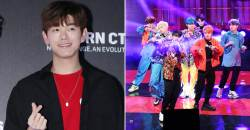Eric Nam Mentions that He <!HS>is<!HE> Working on a Song With One of the BTS Members