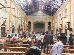 """스리랑카 테러 사망자 321명으로 늘어..""""뉴질랜드 테러의 복수극"""""""