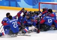 '평창의 기적을 한 번 더!' 장애인 아이스하키 대표팀 세계선수권 출전