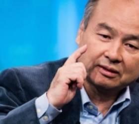 """""""손정의, 비트코인 투자했다가 1480억원 손실"""" <!HS>WSJ<!HE>"""