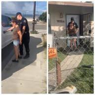 강아지 7마리 비닐봉지 담아 버린 美여성 자택서 체포…강아지들 무사