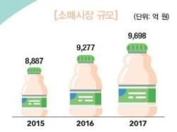 [인포그래픽] 급성장하는 발효유 시장…웰빙족 영향