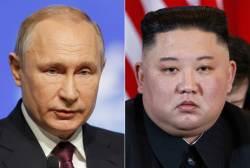 [속보] <!HS>푸틴<!HE>, 김정은과 정상회담 위해 블라디보스토크 도착