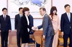 [사진] 문형배·이미선 헌법재판관 임명장 수여
