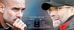 맨시티의 패스 vs 리버풀의 스웨그, 왕좌의 게임
