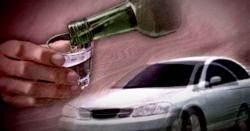 음주운전 적발되자 순찰차 훔쳐 도주한 50대 운전자