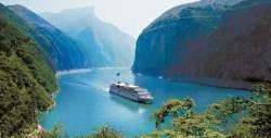 [leisure&] 양쯔강 절경과 삼국지의 역사 따라 650㎞ 물길 가르는 리버크루즈 여행