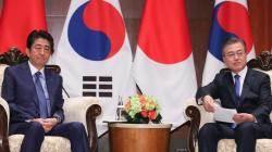 """日교도 """"한국 정부, 6월 G20서 한일 정상회담 제안"""""""