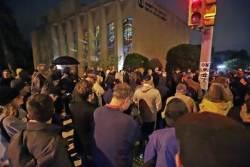 미 유대교회 총기 난사로 1명 사망 3명 부상…총격범 자수