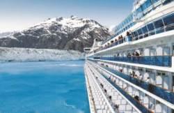 [issue&]장엄한 만년설·바다 위 빙하…크루즈 타고 즐기는 알래스카