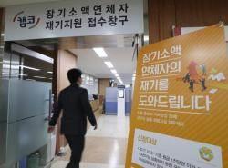 장기소액연체자 29%만 구제…빚 탕감 정책에 '구멍'