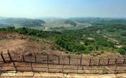 """DMZ에 미세먼지 초소 세운다…""""중국·북한발 미세먼지 감시"""""""