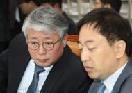"""조응천 """"검경 수사권 패스트트랙안 반대…사보임도 받겠다"""""""