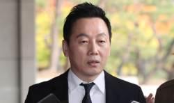 """'<!HS>성추행<!HE> 보도 반박' 정봉주 """"미투 열풍 속 희생양 됐다"""""""