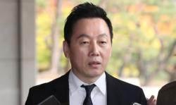 """'성추행 보도 반박' 정봉주 """"미투 열풍 속 희생양 됐다"""""""