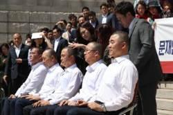 야당, 삭발의 정치학…12년 전엔 성과 거뒀지만 이번엔?