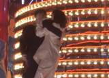 Who's The BTS Member Hugging Halsey After BBMAs 'Boy With Luv' Stage?