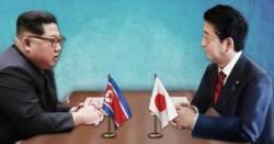 """북한과 직거래 나선 아베 """"김정은과 조건없이 만나겠다"""""""