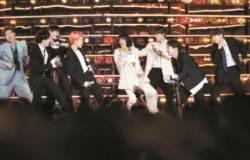 [사진] BTS 빌보드 2관왕