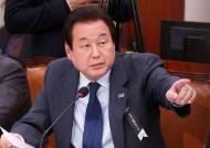 """김무성 '청와대 폭파' 발언에…여야 4당 """"막말·망언·천박"""""""