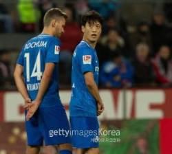 '이청용 풀타임' 보훔, 마그데부르크에 4-2 승리