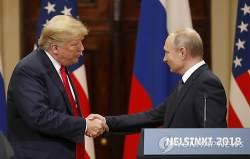 트럼프-푸틴, 1시간여 긴 통화…어떤 얘기 나눴나