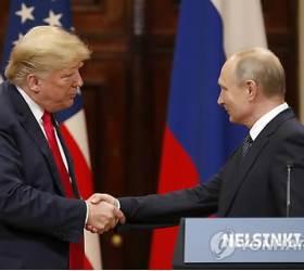 트럼프-<!HS>푸틴<!HE>, 1시간여 긴 통화…어떤 얘기 나눴나