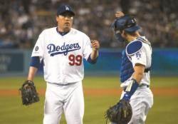 LA 다저스 류현진, 8일 홈에서 애틀랜타 상대 4승 재도전