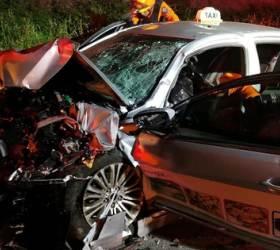 <!HS>택시<!HE> <!HS>타<!HE>고 고향 집 가던 일가족 음주 차량 충돌…3명 사망·3명 중상