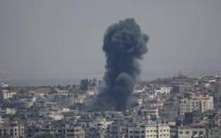 다시 등장한 가자지구 로켓포…5년 만에 최대 충돌 27명 숨져
