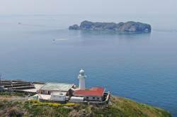 유채꽃 만발한 '서해의 독도' 격렬비열도의 아름다운 풍경