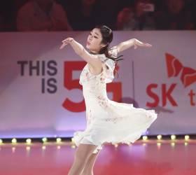 <!HS>'피겨<!HE> <!HS>여왕'<!HE> <!HS>김연아<!HE>, 6월 아이스쇼에서 새 갈라 연기
