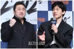 """""""좀비 마동석에 물어뜯겨"""" 김무열, 10년전 마동석과 인연 공개"""