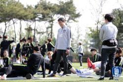 [현장인터뷰] '2년 연속 16강 도전' 윤덕여호가 월드컵을 준비하는 자세