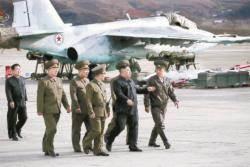 김정은, 한·미 훈련에 군대 방문 맞불…평양선언 뒤 4차례