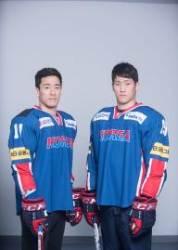 한국 첫 KHL 도전 김기성·상욱, 빙판의 '용감한 형제'