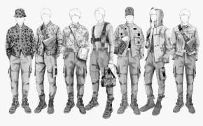 BTS에 푹 빠진 프랑스 럭셔리 브랜드 '디올'의 디자이너