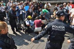 [서소문사진관]멕시코 총기 난사 2명 사망, 지난해만 3만3000명 살해돼