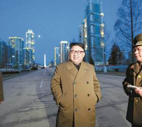 """[<!HS>2050년<!HE>의 <!HS>경고<!HE>] """"김정은, 30년 뒤에도 권력 유지…국가자본주의 선택"""""""