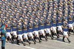 [사진] 러시아, 나치에 승전 74주년 … 이스칸데르 미사일도 등장