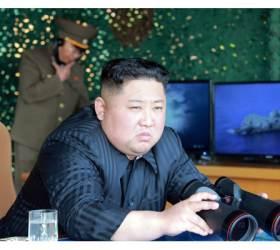 """식량지원, 논의하자 또 北 <!HS>발사체<!HE> """"지원 필요 없다는 것"""""""