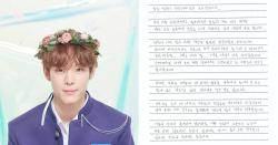 YUN SEO BIN Leaves JYP and Produce X 101 and Apologizes for His Actions
